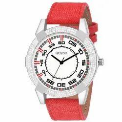 Frosino FRAC061815 Analog White Dial Watch