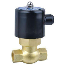 Brass Steam Solenoid Valve