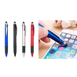 Multifunction 3 Color Stylus Pen