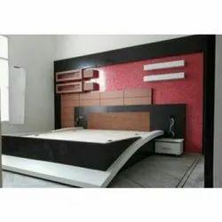 Modern Designer Wooden Bed