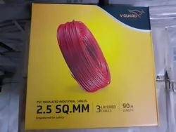 25 Mm PVC Insulated Cable