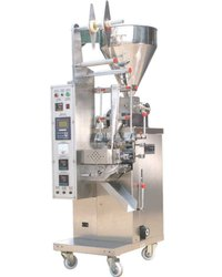 Automatic Pouch Packing Machine with Paste Filler