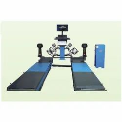 Genie 3D Compact SCL Wheel Alignment Scissor Lift