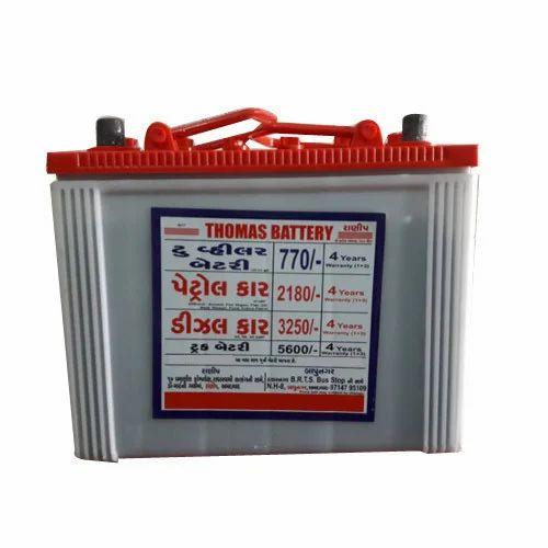 Thomas Fxp0 Xp1300 Car Battery