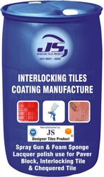 Interlocking Tile Coating
