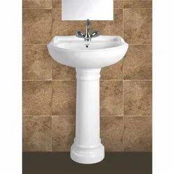 Stargold Pedestal Wash Basin