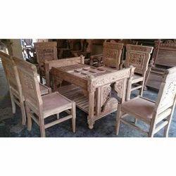 Teak Dining Table In Hyderabad Telangana Teak Dining Table Price