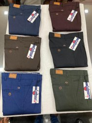 Unisex Trousers Casual Pants