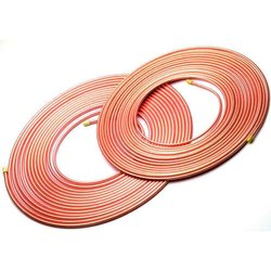 Copper Tube Pan Cake Coil
