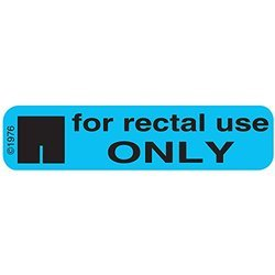 Rectangle Paper Sticker, Packaging Type: Packet