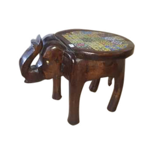 Surprising Elephant Stool Onthecornerstone Fun Painted Chair Ideas Images Onthecornerstoneorg