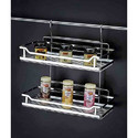 Signature Multipurpose Double Basket Hanging Accessories