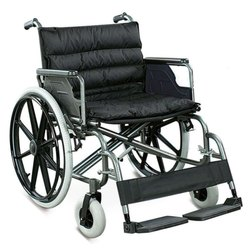 Powder Coated Mild Steel Detachable ATD951B Heavy Duty Steel Frame Chair, Size: 18