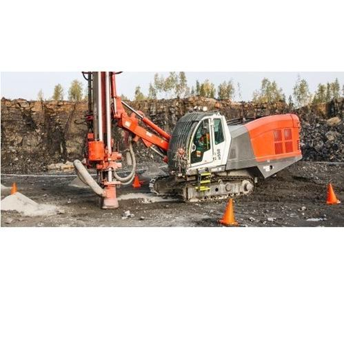 Sandvik Leopard DI560 3 29 m Down The Hole Drill Rig - Sandvik Asia