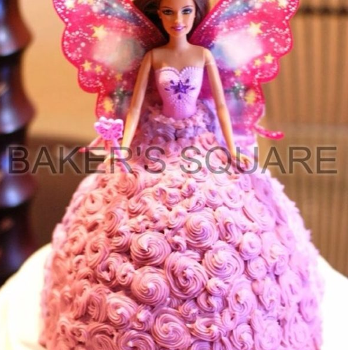 Baby Girl Cake Mermaid Themed Cake Service Provider From Amritsar