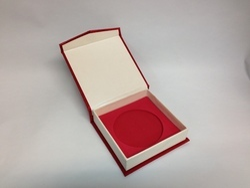 Fancy Medal Box Coin Box