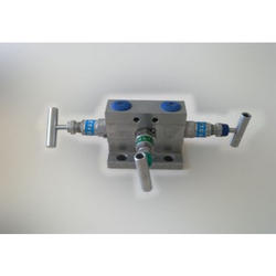 3 Way T Type Manifold Valve