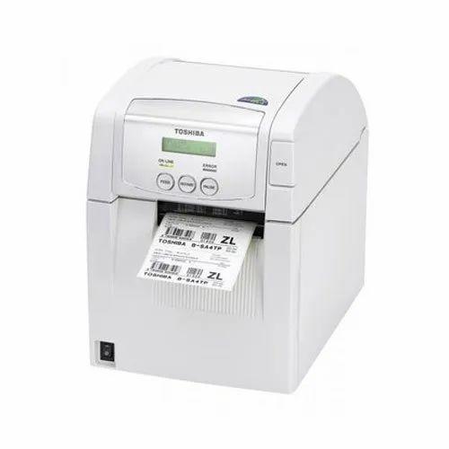Portable BSA4TP Toshiba Barcode Label Printer