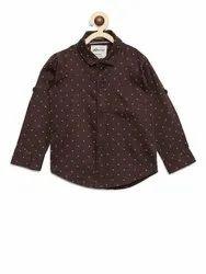 Cotton Casual Wear AJ Dezines Kids Casual Shirt For Boys