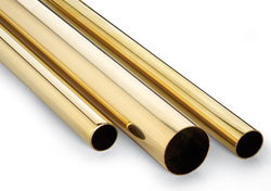 Round Brass Tubes, Size: 1/2 to 24