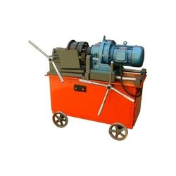 Semi Automatic Bar Threading Machine
