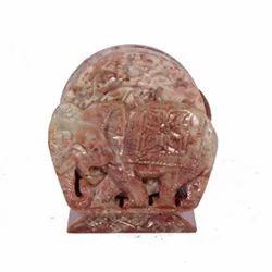 Coaster Set In Elephant  Shape
