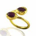 Ruby Gemstone Rings