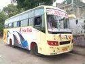 Bus Rental, Surat, Seating Capacity: 30 Seater