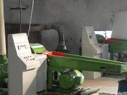 Rutter Type Horizontal Shredding Machine