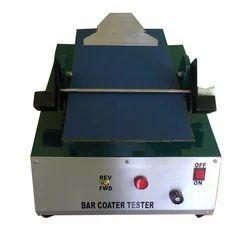 Laboratory Bar Coater Tester