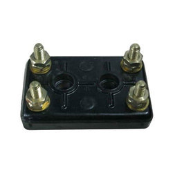 EF-3/4 Interlocking Terminal Block, Voltage: 220-320V