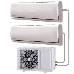 Multi Split 24000 BTU Smart Inverter Air Conditioner, Capacity: 1.5 Ton