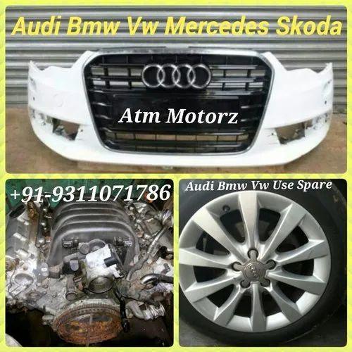 Any Use Spare Mercedes Audi Bmw Jaguar Car Parts At Rs 9999 Piece