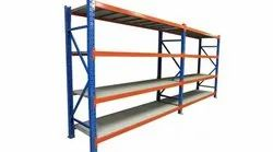 Long Span Pallet Rack System