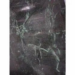 Matt Green Marble Slab, For Flooring, Thickness: 10 mm