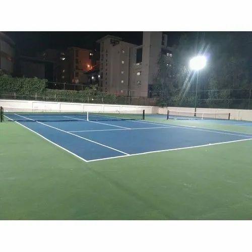 Tennis Court Construction Service