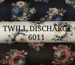 Twill Printed Mens Shirt Fabric
