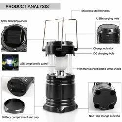 LED Solar Power Lantern
