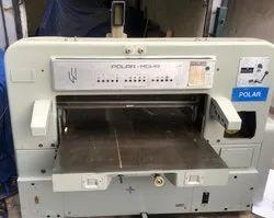 Polar Mohr 115 Paper Cutting Machine
