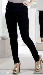 Ledies Black Denim Jeans