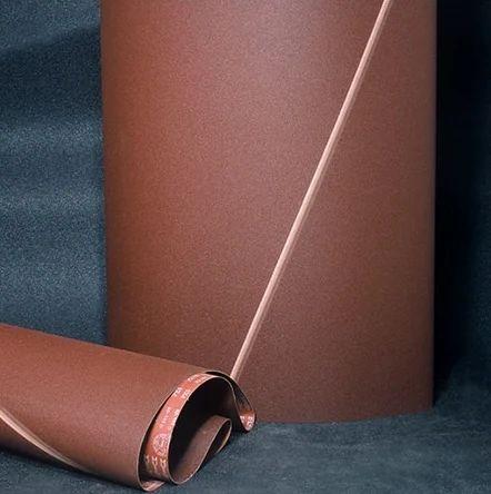 PA343W Abrasive Cloth Segmented Belt