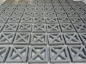 Grey Concrete Grass Paver, For Landscaping