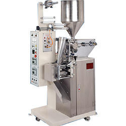 Paste Liquid Fill Seal Machine