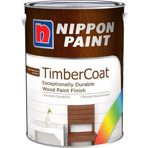 Nippon Paints Wood Paint Timbercoat Packaging Type Bucket