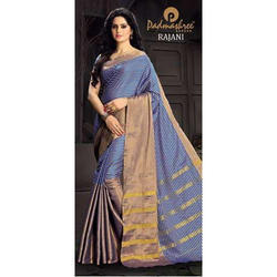Padmashree Devasena Soft Silk Saree