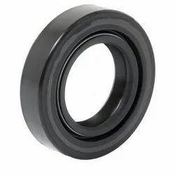 Black Rubber Double Lip Oil Seals for Industrial