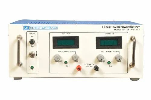 DC Power Supply System - 0-250V,0-5A DC Power Supply Manufacturer