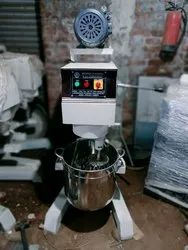 Planetary Mixer 45L With 3 Gear System.