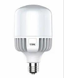 Aluminium & plastic Cool daylight 50W LED Bulb UDK