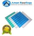 Galvanised Roofing Sheet Plastic Coated